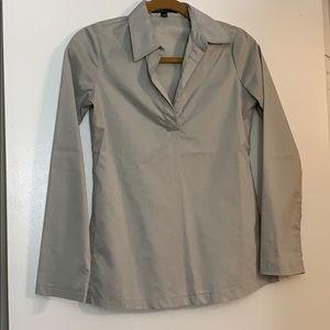 Theory tunic blouse